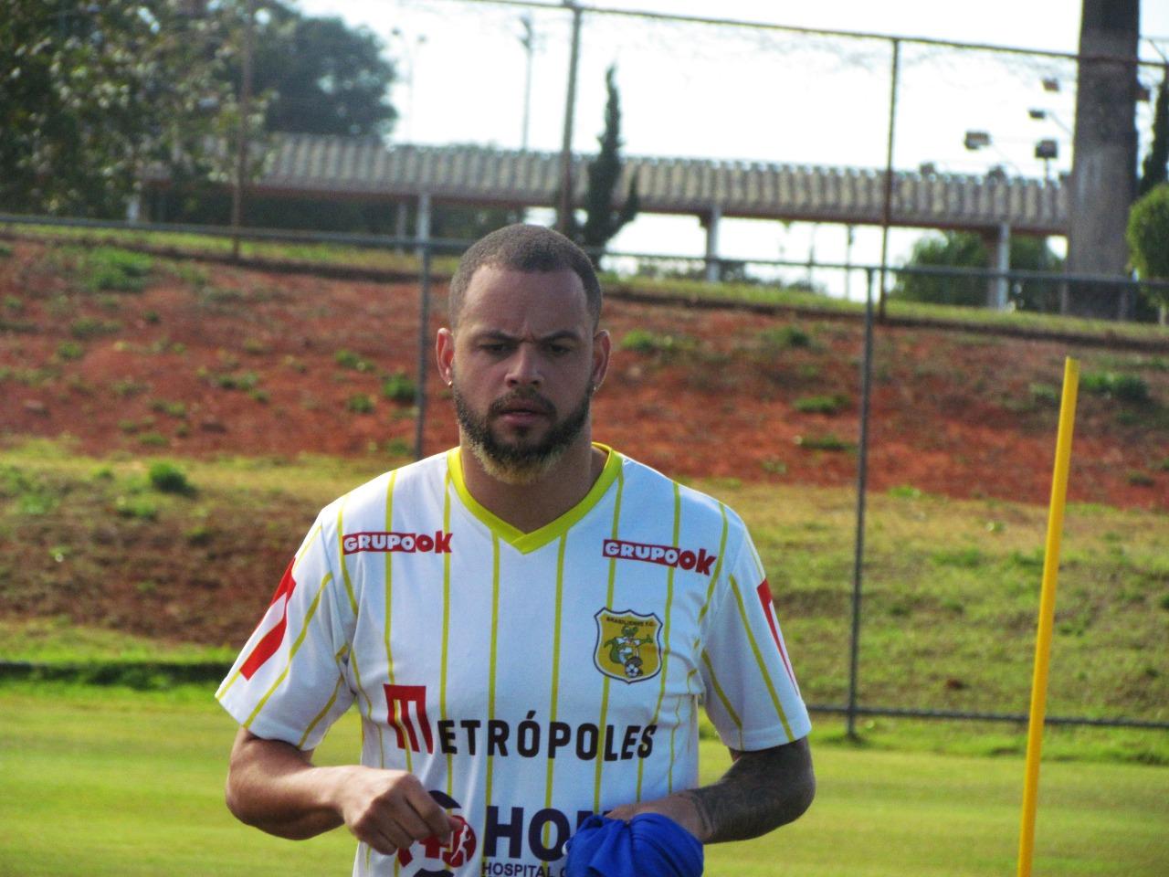 André Gomes/Brasiliense Fc