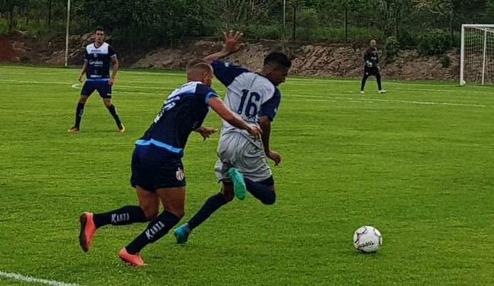 Real venceu o Anápolis por 2x1, no CT do clube, em partida preparatória para o Candangão 2018 - Foto: Lucas Bolzan/Real FC