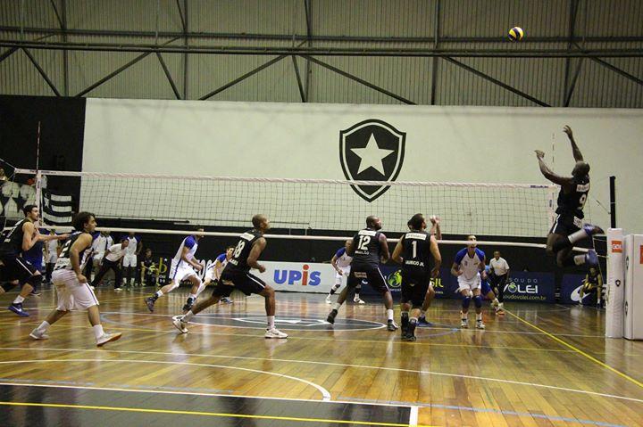 Botafogo venceu a Upis na série melhor de três e segue na Superliga B Masculina. Para o time candango, é pensar na próxima temporada - Foto: Divulgação/Botafogo F.R.