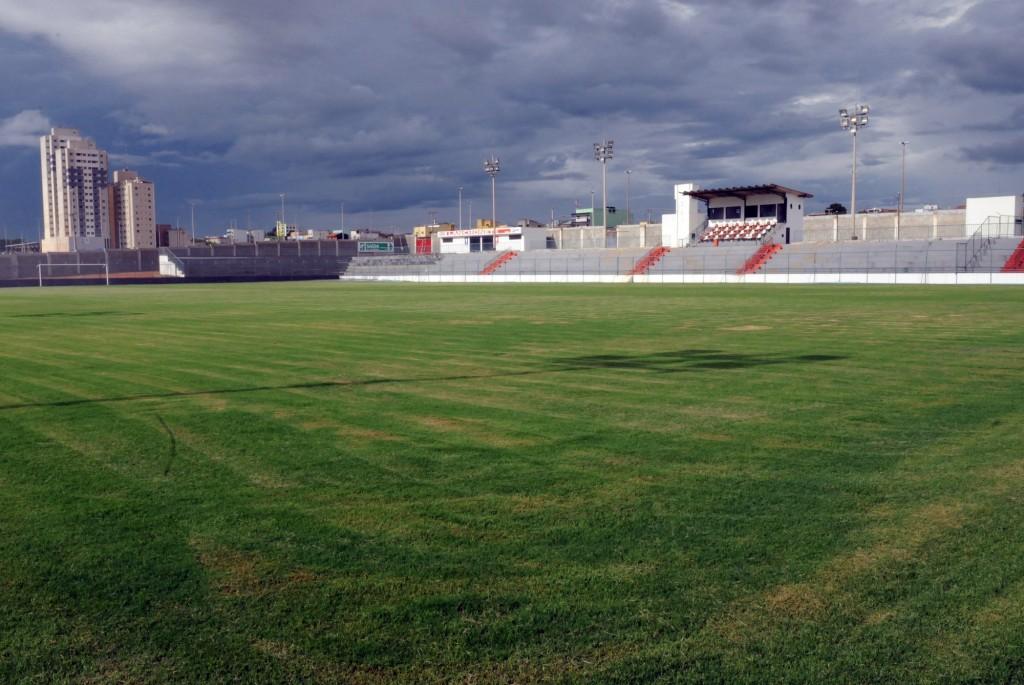 Estádio Abadião sediará jogo entre Brasiliense e Campinense, pela terceira fase da Série D - Foto: Brito/Agência Brasília
