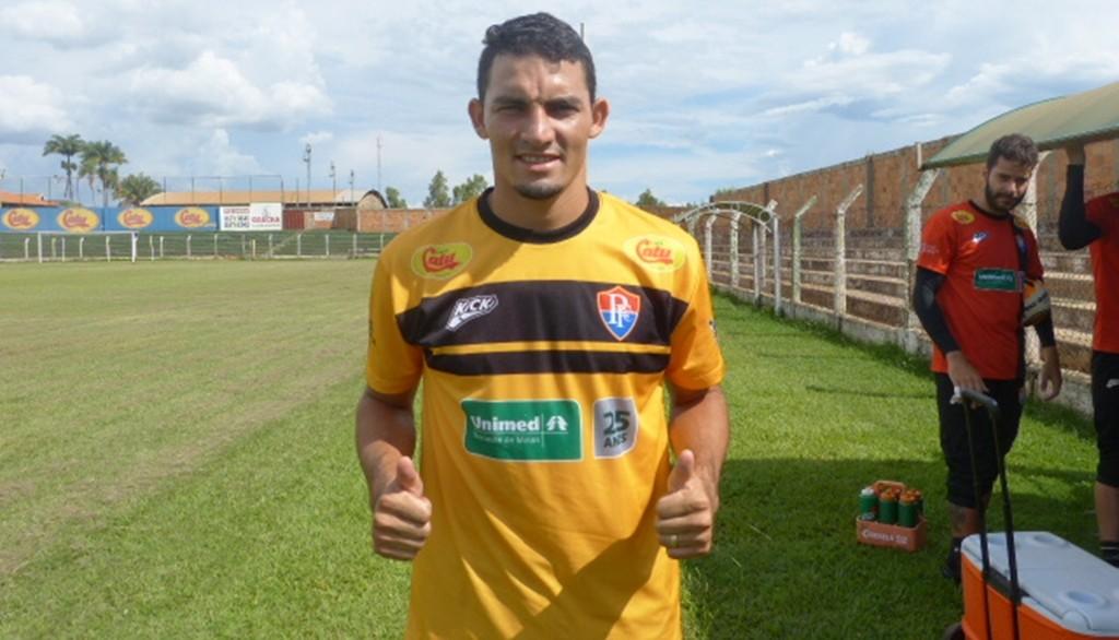 Magal retorna ao Paracatu após a temporada 2018 no Patrocinense/MG - Foto: Samuel Kada/Kada Esportes