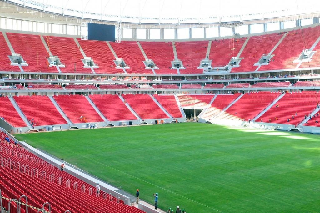 Jogo entre Vasco e Corinthians acontecerá no dia 29 de julho, às 11h, no Mané Garrincha - Foto: Divulgação/CLDF