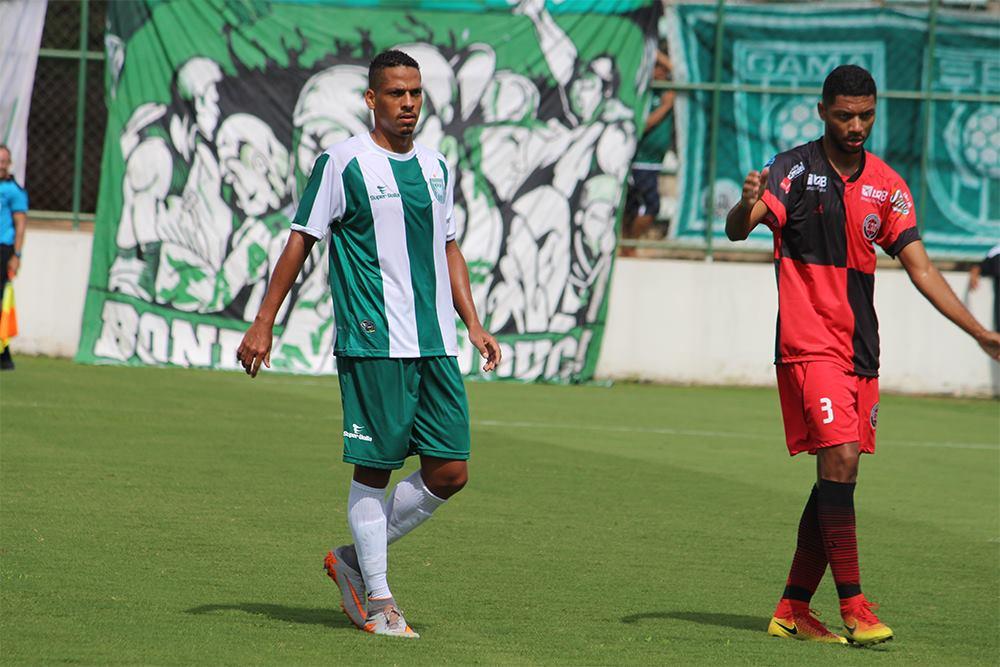 Roberto Pitio volta ao Gama após passagem no Fluminense/BA - Foto: Douglas Oliveira/SEGama