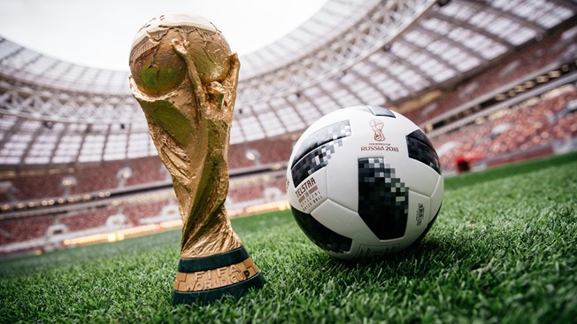 Bola oficial da Copa do Mundo da FIFA Rússia 2018 é revelada ... 3d3607a810e66