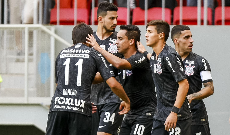 Corinthians vence Vasco por 4x1, com três gols do artilheiro Romero - Foto: Rodrigo Gazzanel/Agência Corinthians